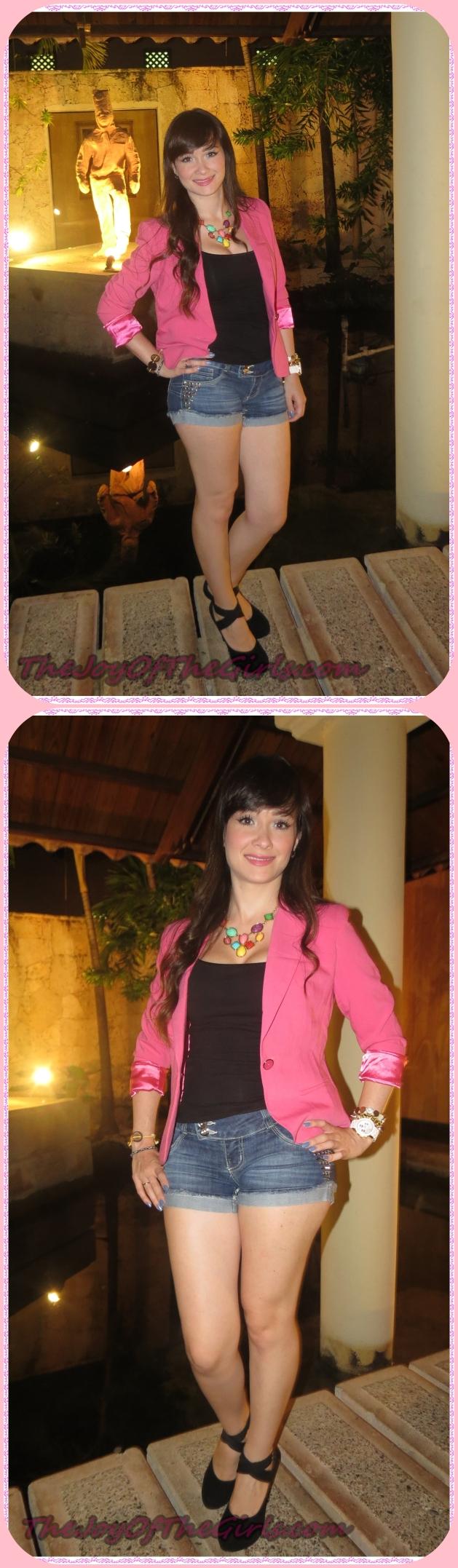 blazer pink 2